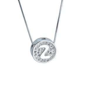 Initial letter Z necklace